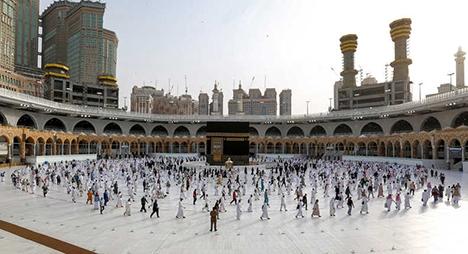 """السعودية: أداء فريضة الحج هذا العام مشروط بالحصول على لقاح """"كورونا"""""""