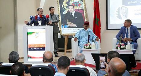 العثماني من مراكش: إرادة الحكومة قوية لإيجاد حلول لمشاكل المهنيين والتجار
