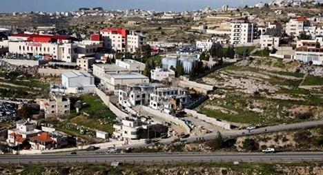 تحذير فلسطيني من تغيير الواقع الديموغرافي في الضفة الغربية