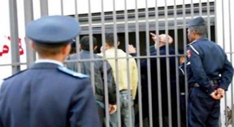 الحكومة تسجل انخفاض نسبة الاكتظاظ بالسجون المغربية