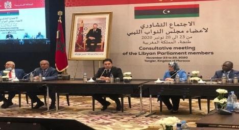 بوريطة يعلق على مخرجات الاجتماع التشاوري لمجلس النواب الليبي بطنجة