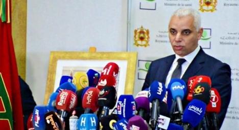 """""""كورونا"""".. وزير الصحة يوضح أسباب ارتفاع الإصابة بالبيضاء وأهداف تمديد الإجراءات الاستثنائية"""