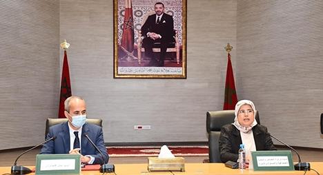 وزان.. المصلي تشرف على توقيع اتفاقيات شراكة لدعم مشاريع اجتماعية وسوسيو-اقتصادية