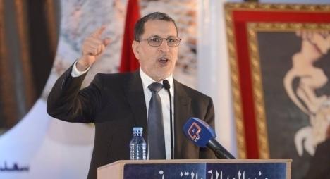 """العثماني: لا ينبغي تشويه بلادنا بمقترحات القص واللصق و""""البريكولاج"""""""