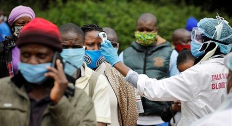 """""""كورونا"""".. الصحة العالمية تحذر من موجة جديدة شديدة العدوى في افريقيا"""