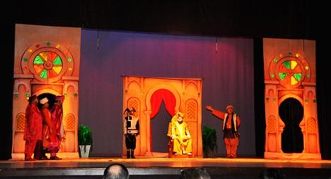 الرباط تستعد للإحتفاء بمئوية المسرح المغربي بمشاركة عربية كبيرة
