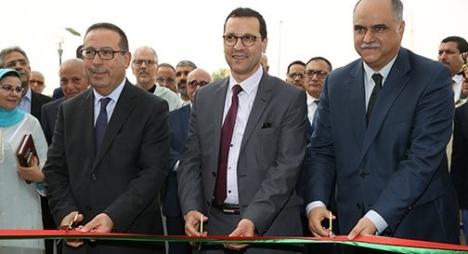 الصمدي يشرف على افتتاح مركز جديد للندوات والتكوين بفاس