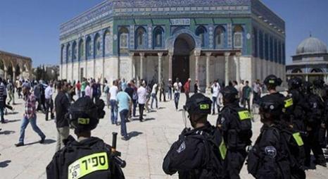 مستوطنون يقتحمون المسجد الأقصى بحراسة شرطة الاحتلال