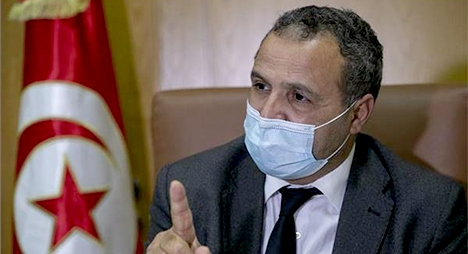 وزير الصحة التونسي يعلن أن البلاد شبه خالية حاليا من فيروس كورونا