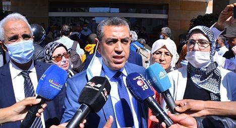 العمراني يميط اللثام عن أسباب تأجيل جلسة انتخاب عمدة الرباط