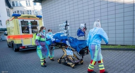 اكتشاف طفرة جديدة لفيروس كورونا في ألمانيا