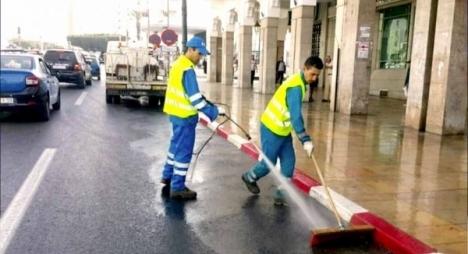 الرباط.. العمراني يعلن نجاح خطة تدبير نظافة المدينة خلال العيد ويشكر الساكنة