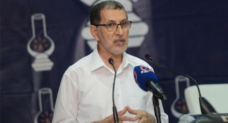العثماني: النتائج التي حصلنا عليها غير مفهومة ولا تنطبق عليها أطروحة التصويت العقابي