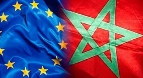 المغرب والاتحاد الأوروبي يعبران عن إرادتهما التقدم في شراكتهما الاقتصادية