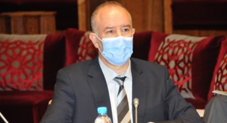 """ابراهيمي يدعو لتعزيز التضامن الوطني لمواجهة وباء """"كورونا"""""""