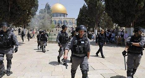 """""""المصباح"""" يدين الاعتداءات الصهيونية ضد المقدسيين ويدعو أعضاءه للتبرع لصندوق بيت مال القدس"""