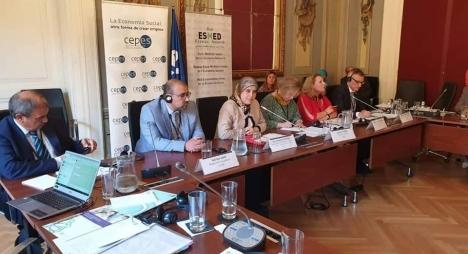 المصلي: المبادرة الوطنية للتنمية البشرية أعطت دفعة قوية وزخما كبيرا للعمل التعاوني في المغرب