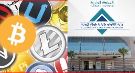 بنك المغرب ووزارة الاقتصاد والمالية يحذران من مخاطر الاستثمار في العملات الرقمية