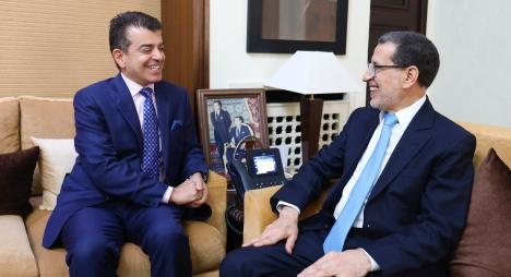 رئيس الحكومة يبحث مع المدير العام للإيسيسكو آفاق تعزيز التعاون