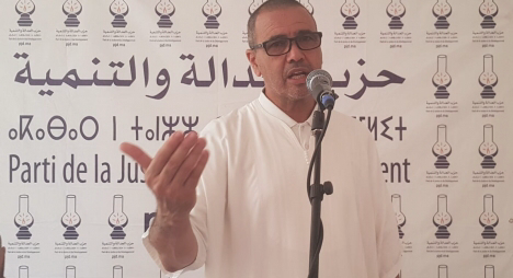 """أفتاتي من تازة: صف """"العدالة والتنمية"""" موحد في مواجهة الفساد والسلطوية"""