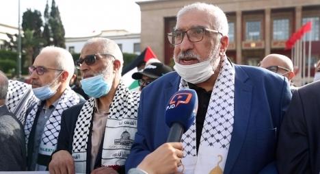 الحمداوي: لا مكان للكيان الصهيوني في أرض فلسطين