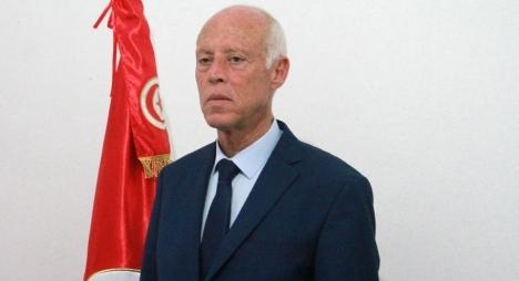"""حركة """"النهضة"""" تعلن دعمها للمرشح قيس سعيّد في الانتخابات الرئاسية"""