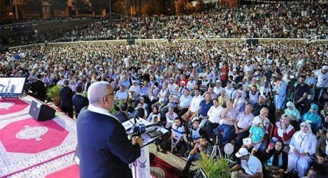 """بنكيران ينفي أي صفقة مع """"الأحرار"""" حول انتخابات تارودانت وتطوان"""