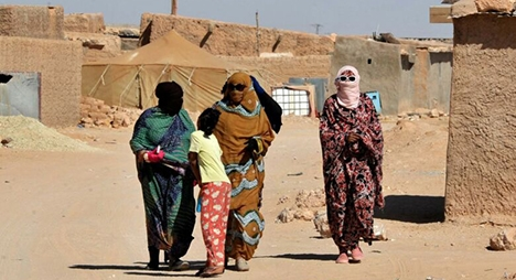 المغرب يُطلع  الأمم المتحدة ومجلس الأمن على انتهاكات حقوق الإنسان بمخيمات تندوف