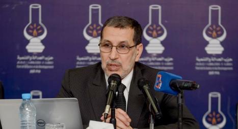 العثماني: أي مساس بالثوابت الوطنية خط أحمر لن يقبل به المغاربة