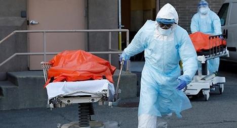 """روسيا تسجل رقما قياسيا في عدد وفيات """"كورونا"""" منذ بدء تفشي الوباء"""
