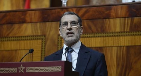 العثماني يحل بالجلسة الشهرية لمجلس النواب الاثنين المقبل