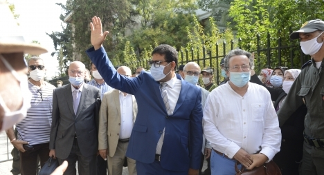 """حامي الدين: قيادة """"المصباح"""" عبرت عن رفضها للمحاكمة الجائرة.. وأعتز بالتضامن معي داخل الحزب"""