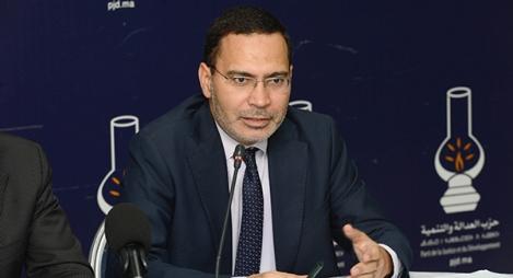 الخلفي يكشف لـpjd.maخلفيات تأسيس لجنة خاصة بالصحراء المغربية