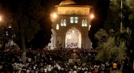 """""""القوى الفلسطينية"""" تدعو لمواجهة الاحتلال ومنع المستوطنين من اقتحام المسجد الأقصى"""