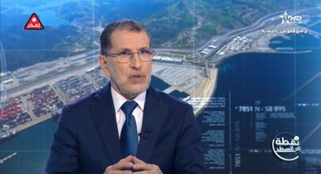 """العثماني: """"القاسم الانتخابي"""" وإلغاء العتبة أمر غير ديمقراطي"""