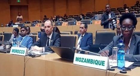 انطلاق أشغال المجلس التنفيذي للاتحاد الإفريقي في أديس أبابا بمشاركة المغرب