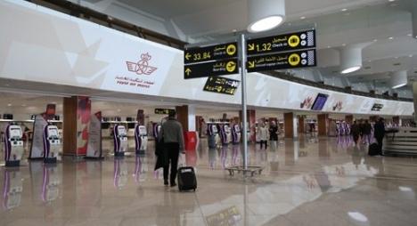 مطار محمد الخامس..منطقة مراقبة جديدة عند الوصول خاصة بالمغاربة