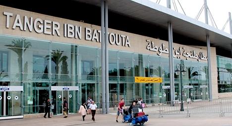 مطار ابن بطوطة يرتقي للمرتبة الرابعة كأهم معبر جوي بالمغرب