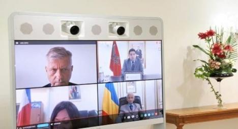 بوريطة: دعم المغرب لجمهورية إفريقيا الوسطى ثابت ولم يتغير