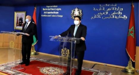 بوريطة: المغرب ضد تضخم الوضع الليبي والمبادرات الخارجية