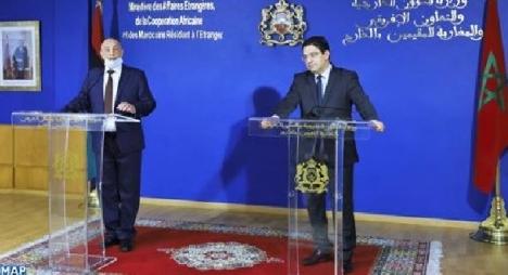 """بوريطة: المغرب يؤيد اتفاق وقف إطلاق النار في ليبيا ويعتبره """"تطورا إيجابيا جدا"""""""