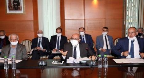 لجنة الداخلية بالمستشارين تصادق على إحداث مؤسسة الأعمال الاجتماعية لموظفي وأعوان الجماعات الترابية