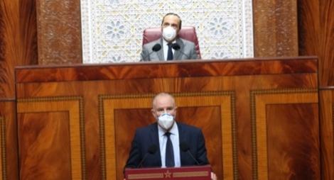 """إبراهيمي يدعو للحفاظ على """"الثقة"""" باعتبارها رهانا كسبه المغاربة في زمن كورونا"""