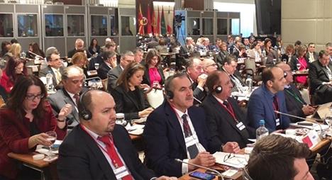 """المغرب من آثينا: """"اتفاق الصخيرات"""" إطار وحيد لإنهاء الأزمة بليبيا"""