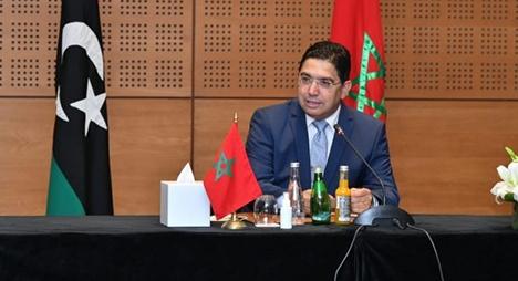 بوريطة: نتائج الحوار الليبي خطوة مهمة للخروج من المأزق السياسي