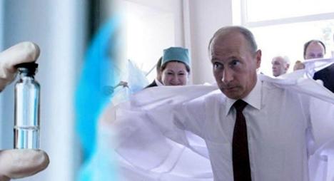 """""""كورونا"""".. بوتين يعلن عن تسجيل أول لقاح ضد الفيروس في العالم"""