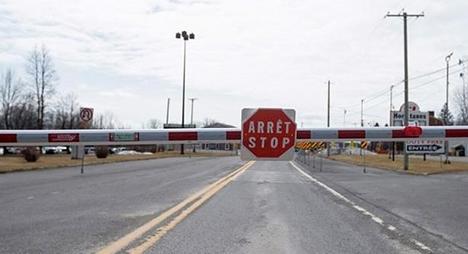 """""""كورونا"""".. إغلاق الحدود الكندية إلى غاية 21 فبراير المقبل"""