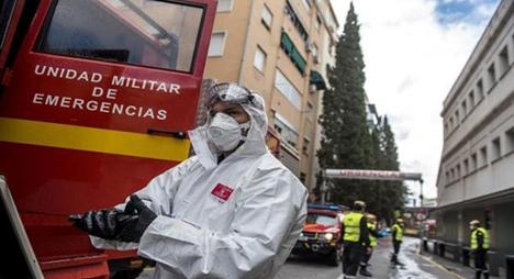 """أكثر ضراوة..إسبانيا ترصد 7 أنواع من السلالات المتحورة الجديدة لـ""""كورونا"""""""