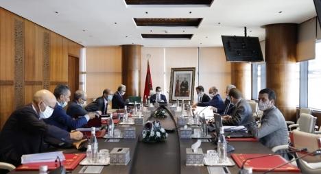 ترأسه العثماني..هذه مخرجات اجتماع اللجنة الوزارية للاتمركز الإداري