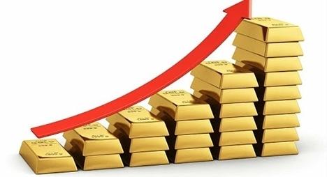 """""""كورونا"""".. ارتفاع الذهب مقابل تراجع الدولار"""